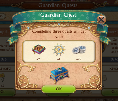 More desk guardian challenge stuff | Seeker's Notes: Hidden Mystery