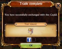 Valentines Update Trading Cupid