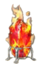 Fire Crystal