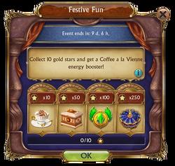 Festive Fun September 2017