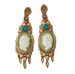 C0259 Byron Heirlooms i05 Gold Earrings