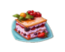 Sweet Bliss Chest Berry Mille-feuille