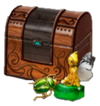 Fairy Tale Writer's Chest