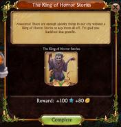 King of Horror Stories