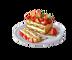 Festive Viands Chest Strawberry Tiramisu
