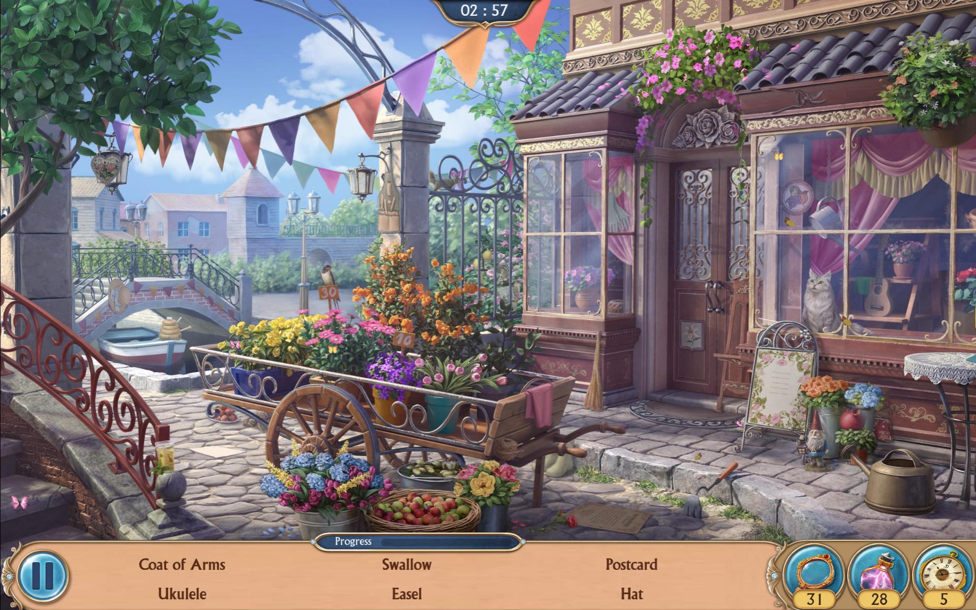 Flower Shop | Seeker's Notes: Hidden Mystery Wiki | FANDOM