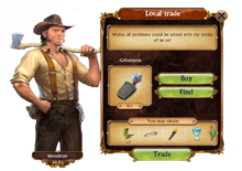 Trading Woodman