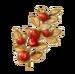 C0562 Amulet of Happy Love i05 Jasper Berries