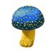 C0297 A Mushroom Experiment i02 Blue Fly Agaric