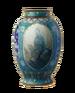C0737 Legend of the Merchant i02 Vase with the Merchant