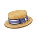 0266 Hat Exhibition i04 Boater