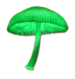Collection Fixer Glowing Mushroom