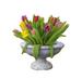C0073 Flower Garden i03 Tulips