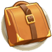 Inventory Icon on the Darkwood Town