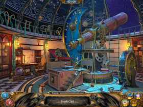 Observatory with Gargoyle Anomaly