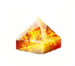 C0043 Precious Crystals i03 Fiery Crystal of Ra