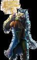 Monster c3 Werewolf Leader