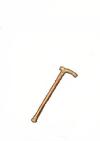 C0009 Family Heirlooms i01 Oak Walking Stick