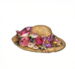 C0032 Lady's Things i03 Hat with Flowers