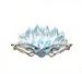 C0043 Precious Crystals i06 Middle-Earth Crystal