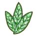 C0404 Gold Monument i01 Emerald Leaves