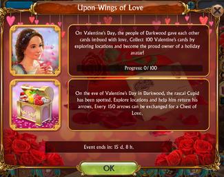 Valentines Update Timed Challenges