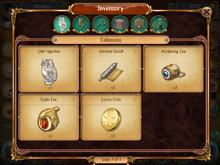 Inventory talismans
