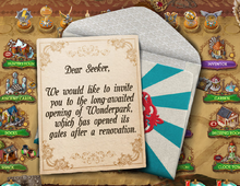 Mystery of Wonderpark Update Intro