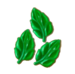 C0562 Amulet of Happy Love i04 Jade Leaves