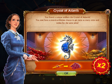 Crystal of atlantis win