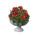 C0073 Flower Garden i02 Hibiscuses