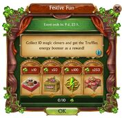 Saint Patrick's Day Festive Fun mini-event Challenge