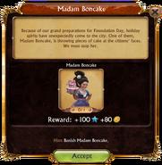 Madam Boncake