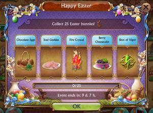 Happy Easter Challenge