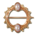 Collection Fixer Brooch (Pearl)