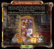 Top 100 Banishing Enchanted Confectionery Update