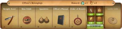 C0273 Officer's Belongings cropped