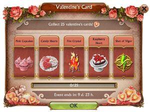 Valentine's Card Challenge