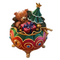 5 Snowy Fairy Tale Santa's Sack