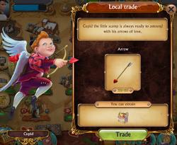 Valentines Update Cupid Trade Screen