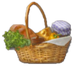 C0018 Basket of Food i06 Basket of Food