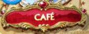 Grand Master Rank Name Plaque Cafe