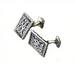 C0018 Valuable Cufflinks i01 Silver Cufflinks