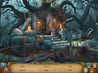 Dark Forest Text mode