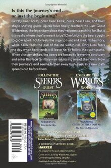 Seekers TLW Back Cover