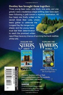 Seekers GBL Back Cover
