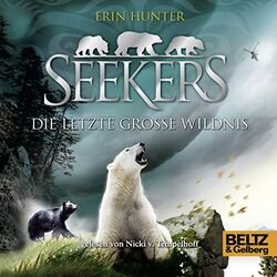 Seekers TLW DE Audiobook