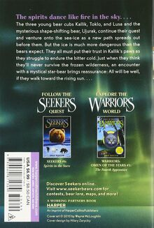 Seekers FITS Back Cover