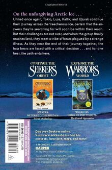 Seekers SITS Back Cover