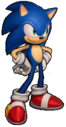 SonicHedgehogModelSH